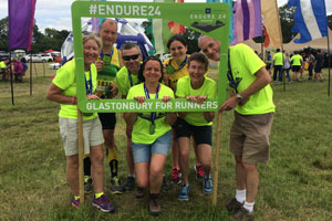 The AAC team at Endure24